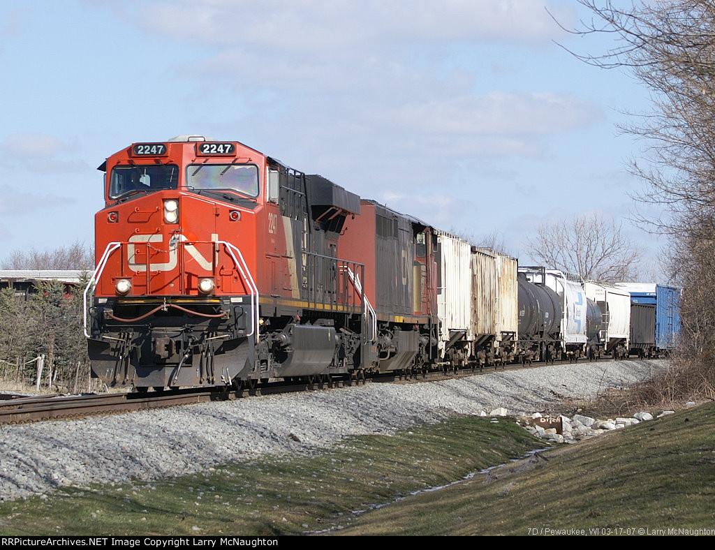 CN 2247 South