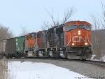 CN Merchandice Freight M336