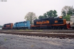 WE SD40-3 3034