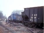 Conrail Richland Derailment