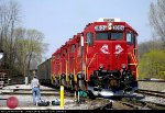 04-25-09: The Red Rocket has arrived