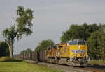 U883 is heading north on the CSX Crestline Sub