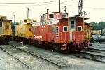 WM caboose track