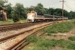 Marc train 493