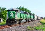 BNSF 8127 North