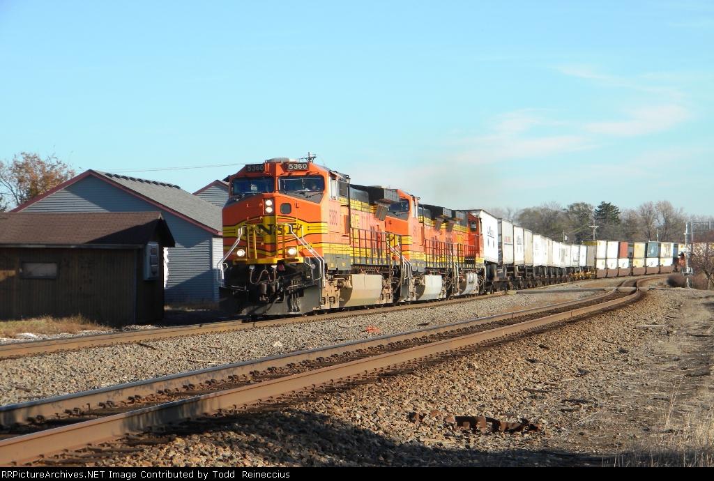 BNSF 5360