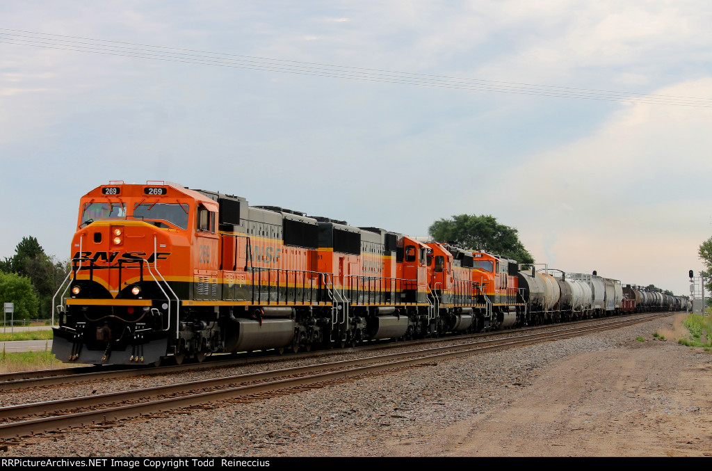 BNSF 269