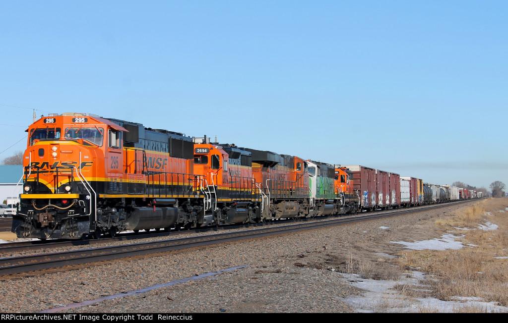 BNSF 295