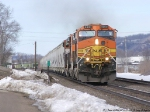 BNSF 4900 East, G-DILFRS rolls past MP 240