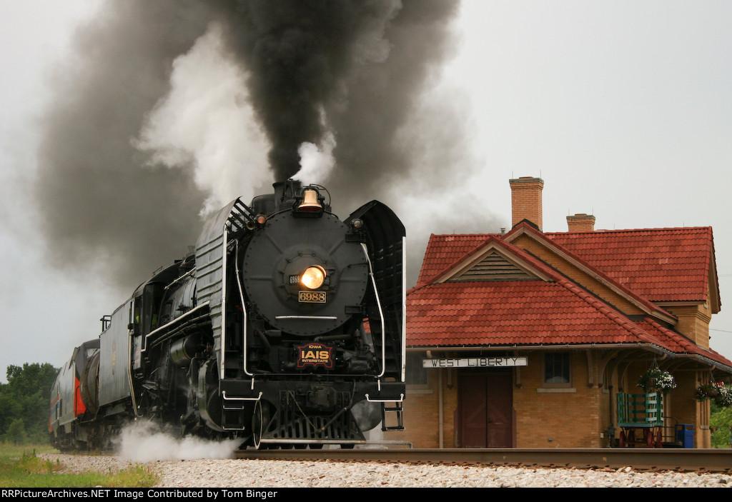 Iowa City Steam Adventure