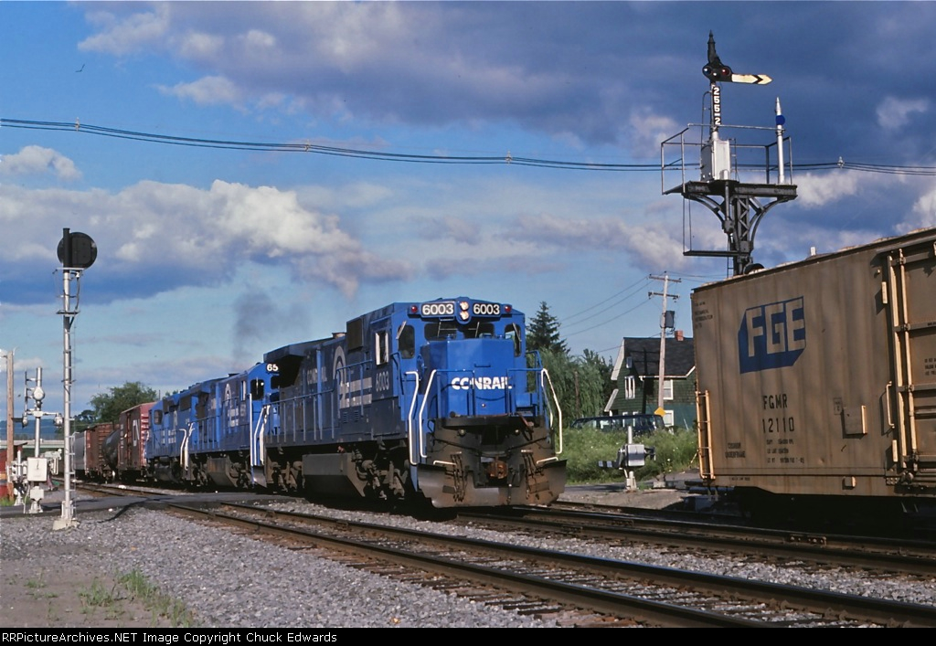 Conrail 6003