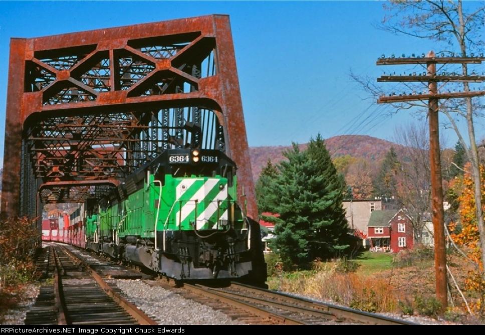 NYSW 6364