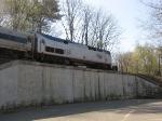 Ex-Amtrak P40DC
