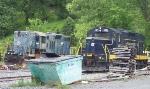 SBVR Engine 6135 & 181