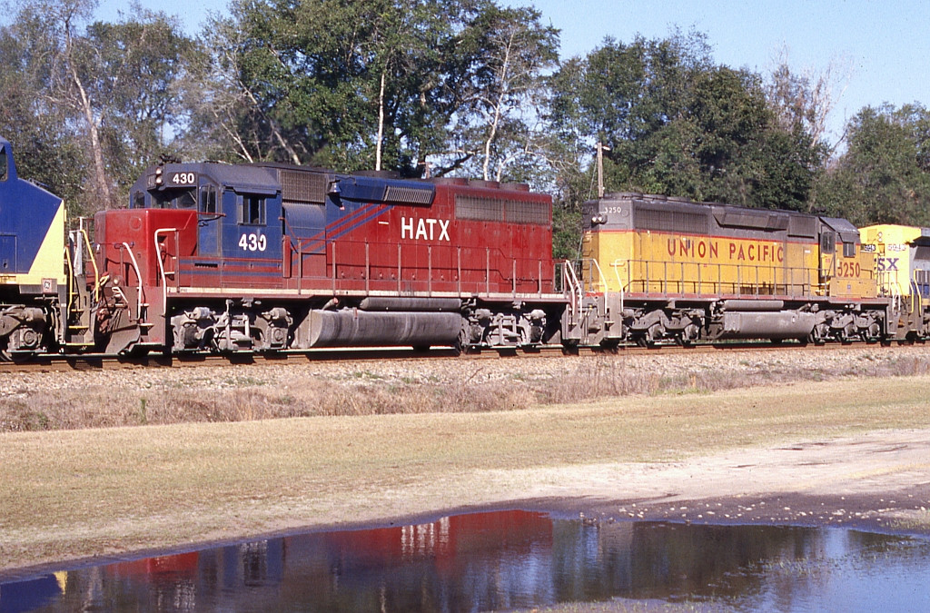 Another colorful consist