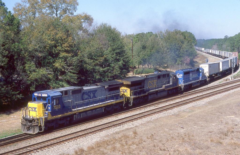 SB trailer train