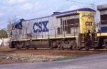 CSX 5812 leading M773 NB