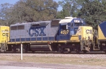 CSX 4307 heading back to the Bone Valley