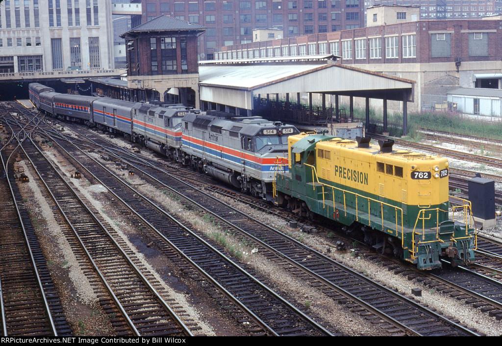 Amtrak #15, southbound Lone Star