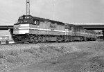 Amtrak #22, northbound Texas Eagle