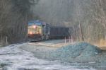 CSX 232 coming to Old Mill Bottom RD