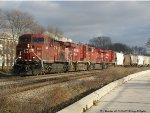 CP Train #499