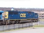 CSX 8732