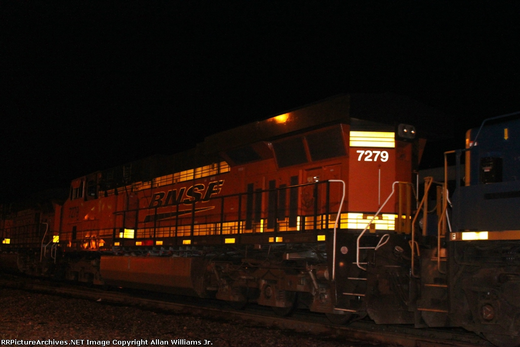 BNSF 7279