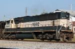 BNSF 9592