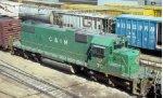 C&IM SD38-2 70