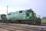 C&IM SD38-2 71