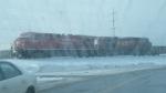 CP Rail at William St.