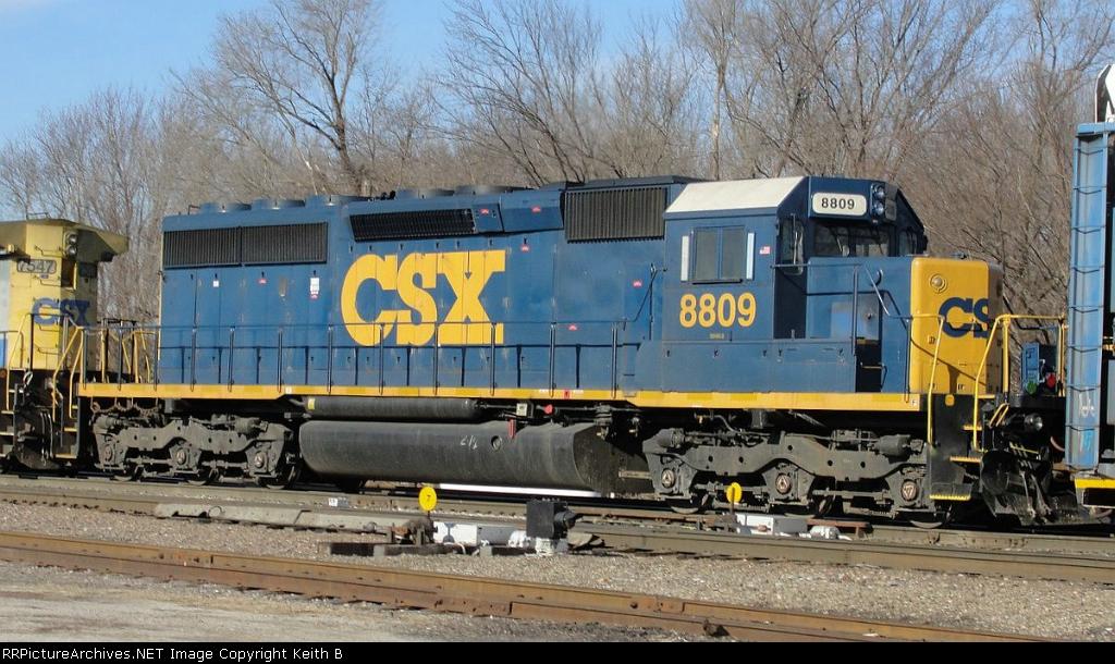 CSX 8809