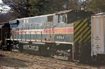 Southern Railroad of New Jersey (SRNJ) MLW M420R No. 801
