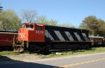 Southern Railroad of New Jersey (SRNJ) MLW M420 No. 3519