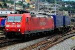 185 098-1 - DB Schenker Rail Deutschland AG, Germany