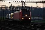 185 139-3 - DB Schenker Rail Deutschland AG , Germany