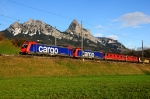 482 037-9  - SBB Cargo / Swiss Federal Railways