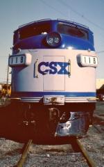 CSX 118
