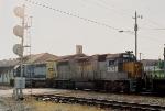 CSX Train Q648