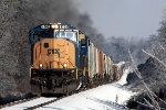 CSX Train Q519-30