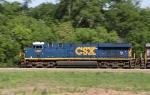 CSX Train L282