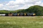 CSX Train Q575