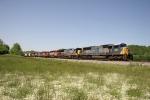 CSX Train Q685-04