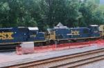 CSX 1236 and CSX 2732