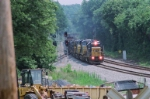 CSX 2795 and Powerful line up