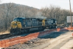 CSX 463 and CSX 22 