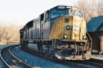 Here a close up of CSX 4573