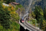 Gotthard northern ramp