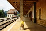 Vallorbe Station - SBB Swiss Federal Railways
